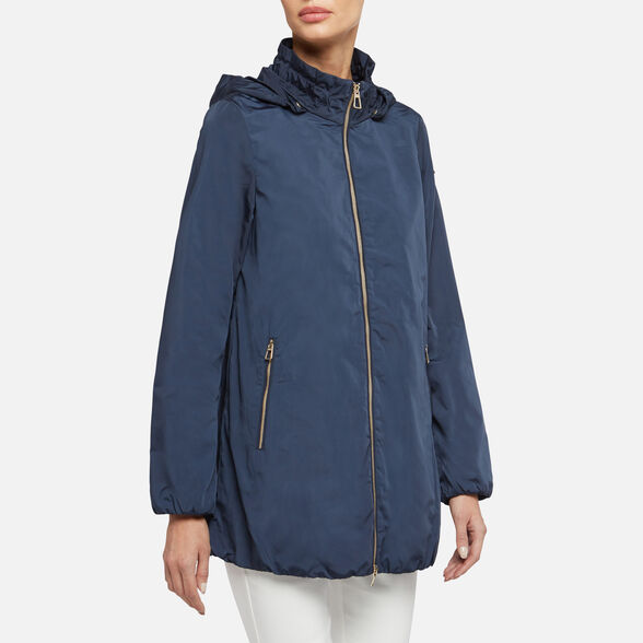 WOMAN JACKETS GEOX NAIOMY WOMAN - 4