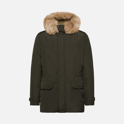 DOWN JACKETS MAN GEOX NORWOLK MAN
