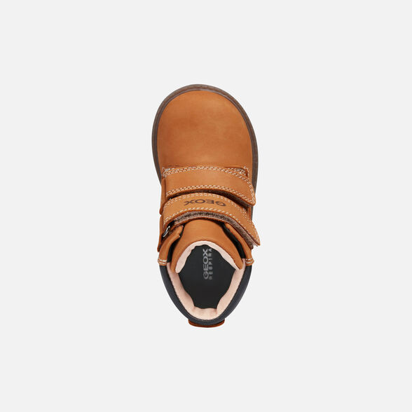 ANKLE BOOTS BABY GEOX HYNDE BABY BOY - 6