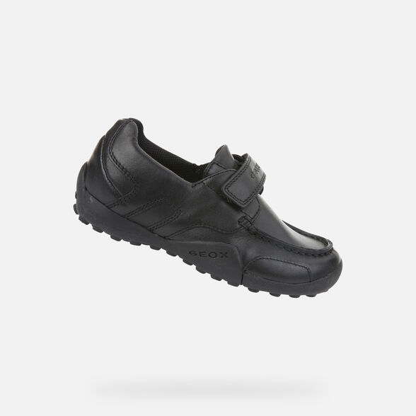 UNIFORM SHOES BOY GEOX SNAKE BOY - 2