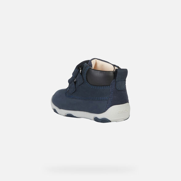 BABY FIRST STEPS GEOX NEW BALU BABY BOY - 4