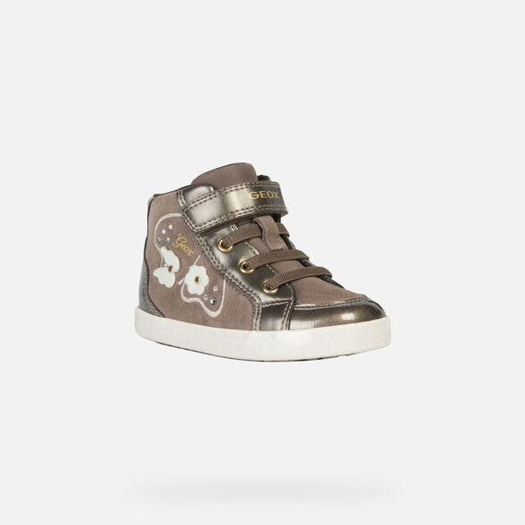 SNEAKERS BABY GEOX KILWI BABY MÄDCHEN - 3