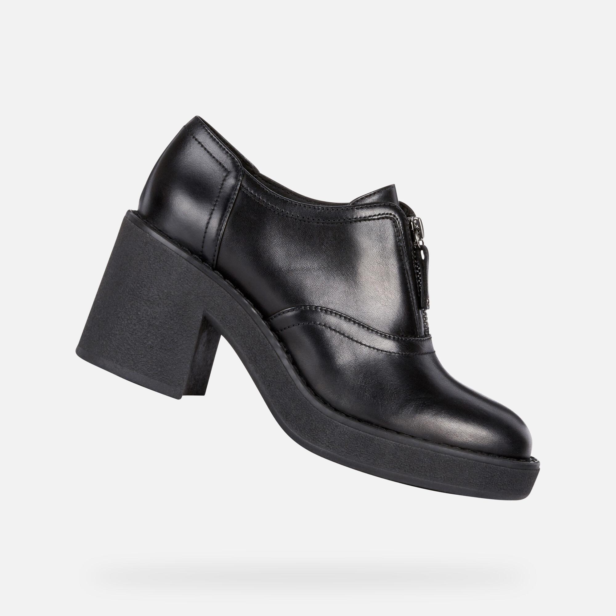 Geox ADRYA MID Femme Chaussures Noires | Geox Boutique en ligne