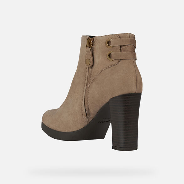 WOMAN ANKLE BOOTS GEOX ANYLLA WOMAN - 4
