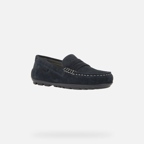 LOAFERS BOY GEOX NEW FAST BOY - 3