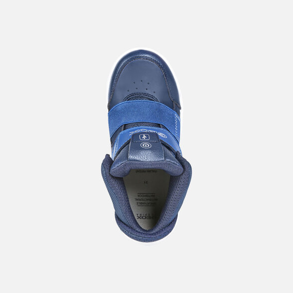 LIGHT-UP SHOES BOY GEOX XLED BOY - 7