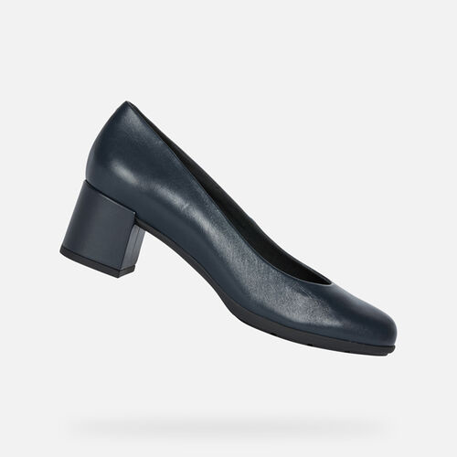 PUMPS WOMAN GEOX NEW ANNYA MID WOMAN - null
