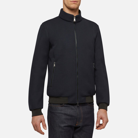 HOMME VESTES GEOX SILE HOMME - 4