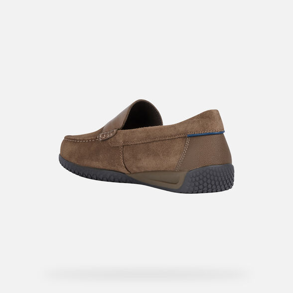 LOAFERS MAN GEOX DELRICK MAN - 4
