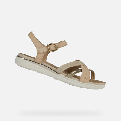 SANDALS WOMAN GEOX HIVER WOMAN