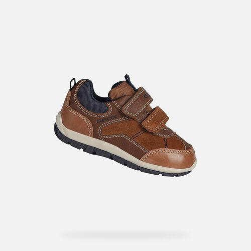 SNEAKERS BABY GEOX SHAAX BABY BOY - null