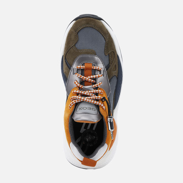 SNEAKERS UOMO GEOX T02 PHONICA - 6