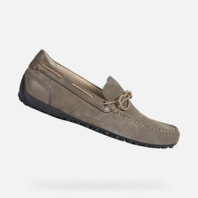 LOAFERS MAN GEOX SNAKE MAN