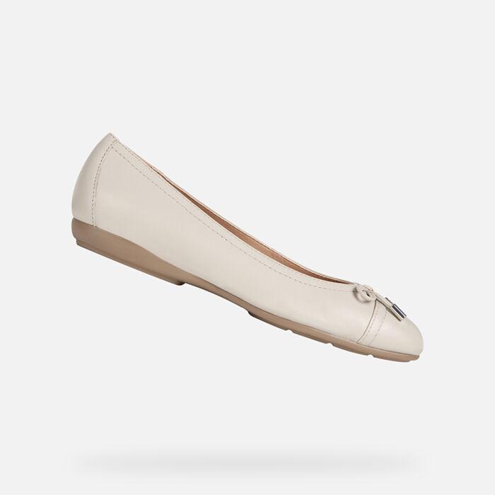 Geox Women's Charlene1 Ballerina Flat