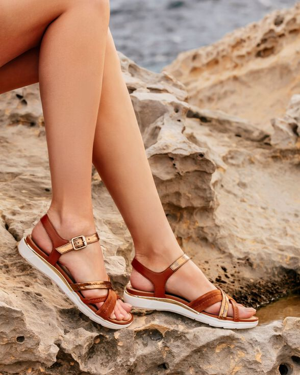WOMAN SANDALS GEOX HIVER WOMAN - 9
