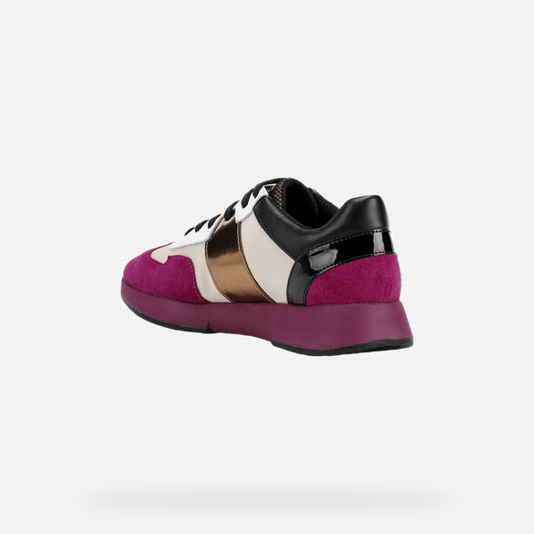 SNEAKERS DONNA GEOX SUZZIE DONNA - 4