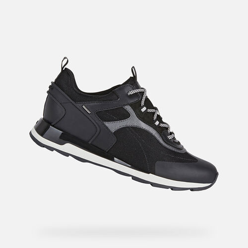 SNEAKERS DONNA GEOX NEW ANEKO ABX DONNA - null