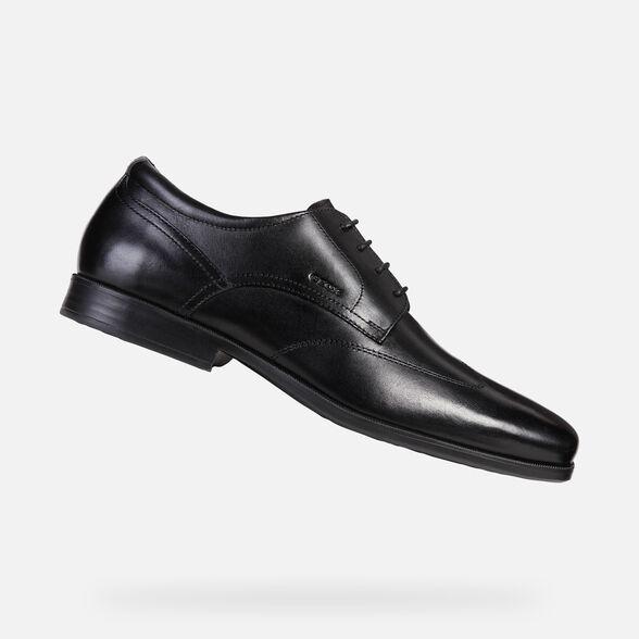 Geox Mens Calgary B Leather Shoe