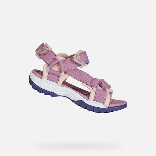 SANDALES FILLE GEOX BOREALIS FILLE - null
