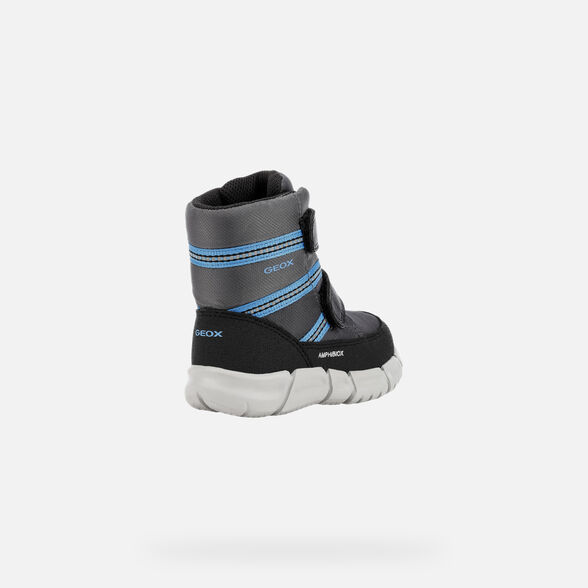 ANKLE BOOTS BABY GEOX FLEXYPER BABY BOY ABX - 6