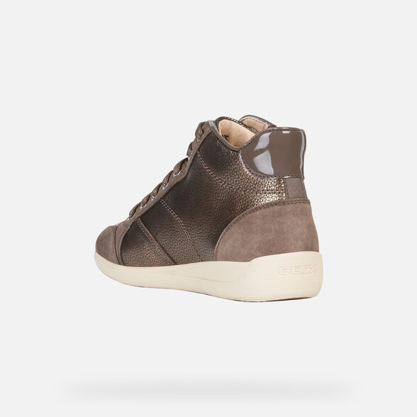 SNEAKERS DONNA GEOX MYRIA DONNA - 4