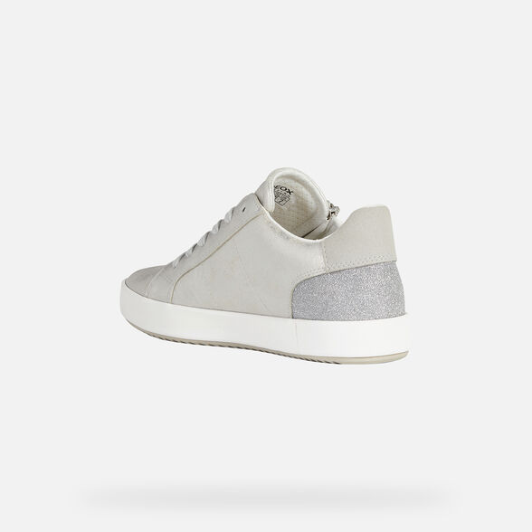 DONNA SNEAKERS GEOX BLOMIEE DONNA - 4