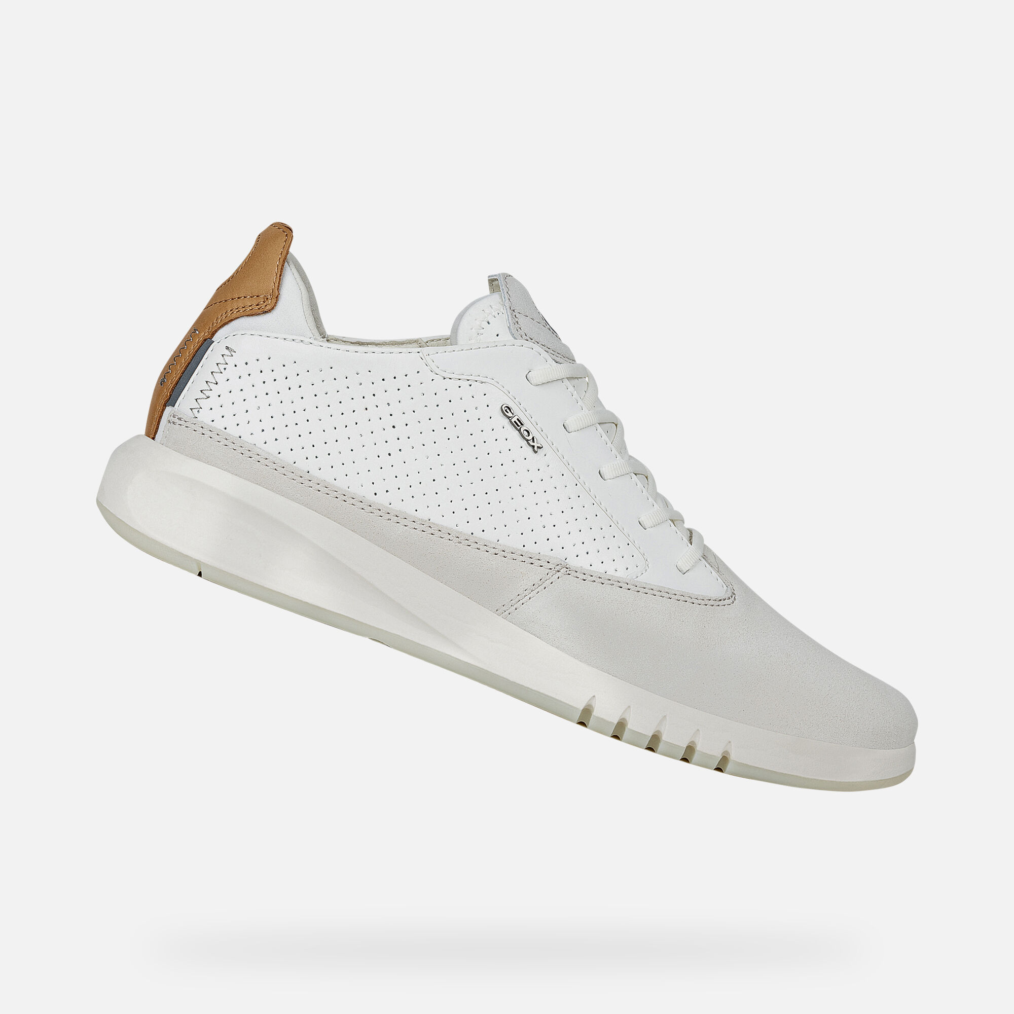 Geox AERANTIS Homme Sneakers Papyrus | Geox Stagione 1920