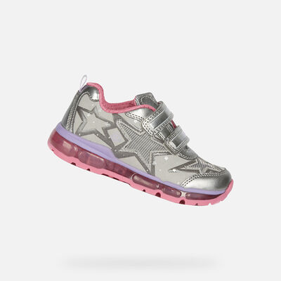 CHAUSSURES DEL FILLE GEOX ANDROID FILLE