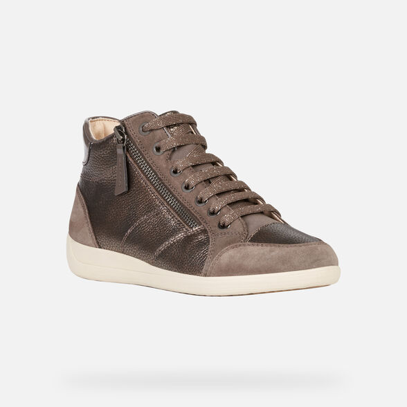 SNEAKERS DONNA GEOX MYRIA DONNA - 3
