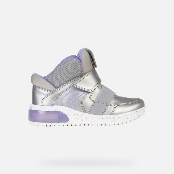 LIGHT-UP SHOES GIRL GEOX XLED GIRL - 3