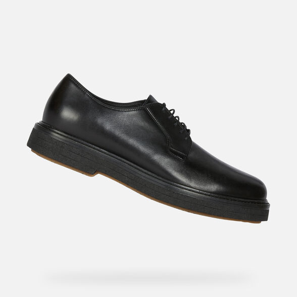 CASUAL SHOES MAN GEOX BRODERICK MAN - 1