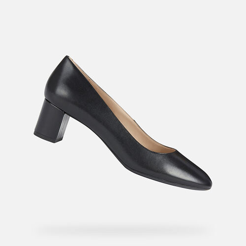 PUMPS WOMAN GEOX PHEBY WOMAN - null