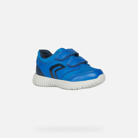 LOW TOP BABY GEOX WAVINESS BABY BOY - 3