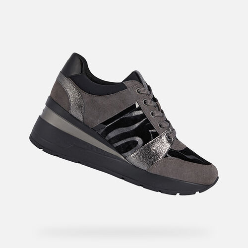 SNEAKERS DONNA GEOX ZOSMA DONNA - null