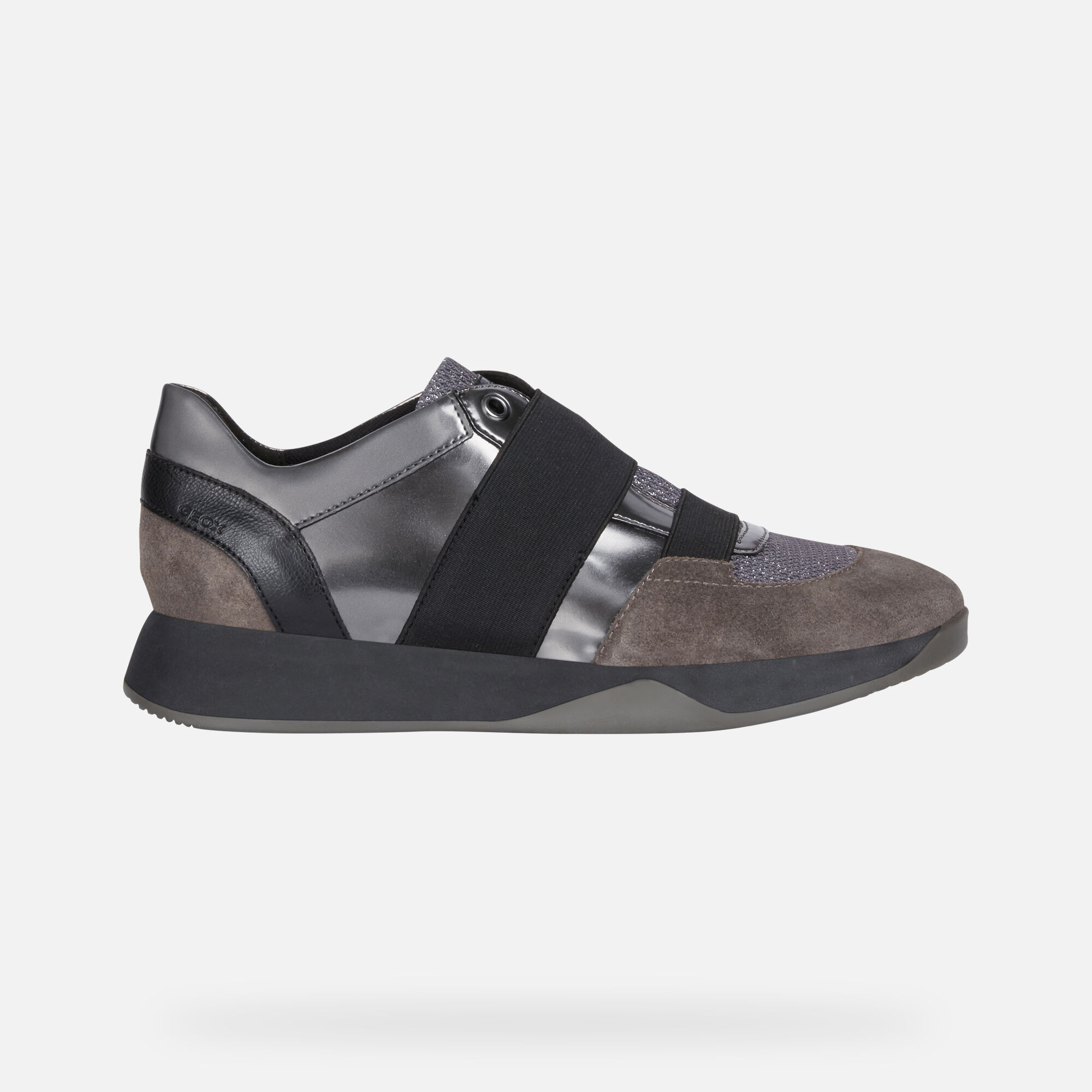 Geox SUZZIE Mujer: Sneakers Grises | Geox ®