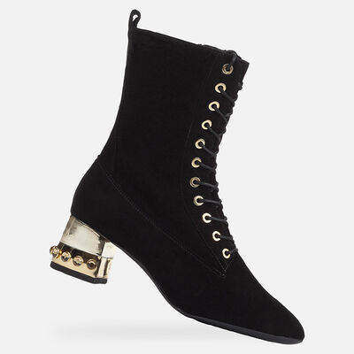 ANKLE BOOTS WOMAN GEOX CHLOO WOMAN