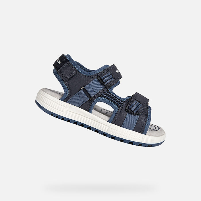 Elegant or Casual Breathable Boy's Sandals | Geox