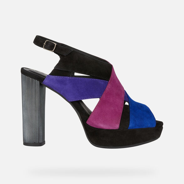 SANDALS WOMAN GEOX NAIOMY WOMAN - 2