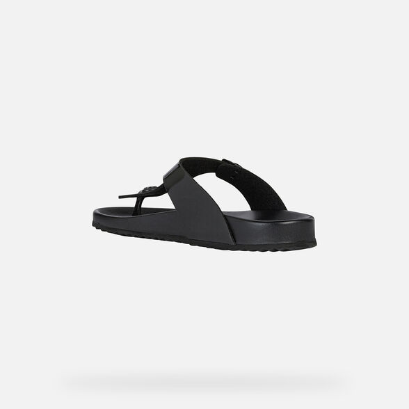 WOMAN SANDALS GEOX BRIONIA WOMAN - 4