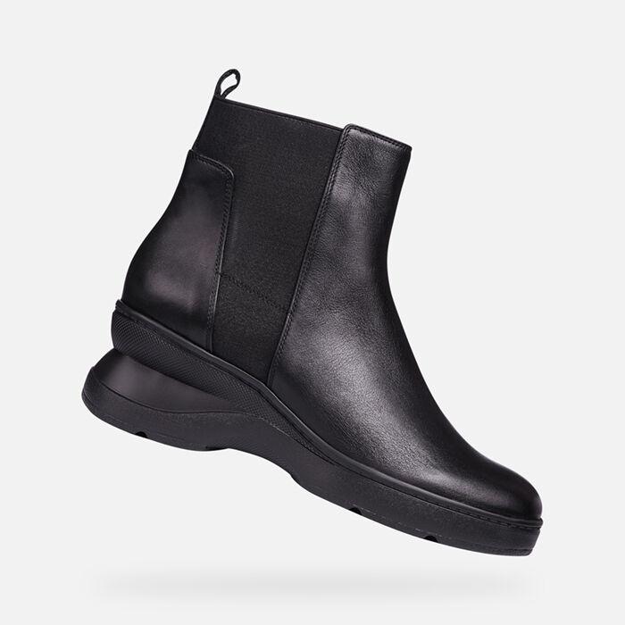 Geox Et Respirantes Bottines Femme Boots tqzwt