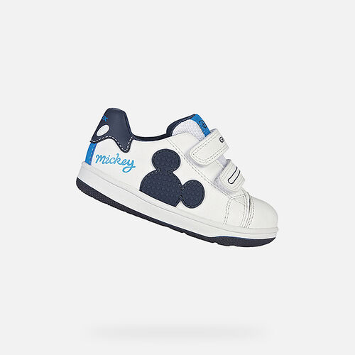 MICKEY MOUSE BABY GEOX NEW FLICK BABY BOY - null