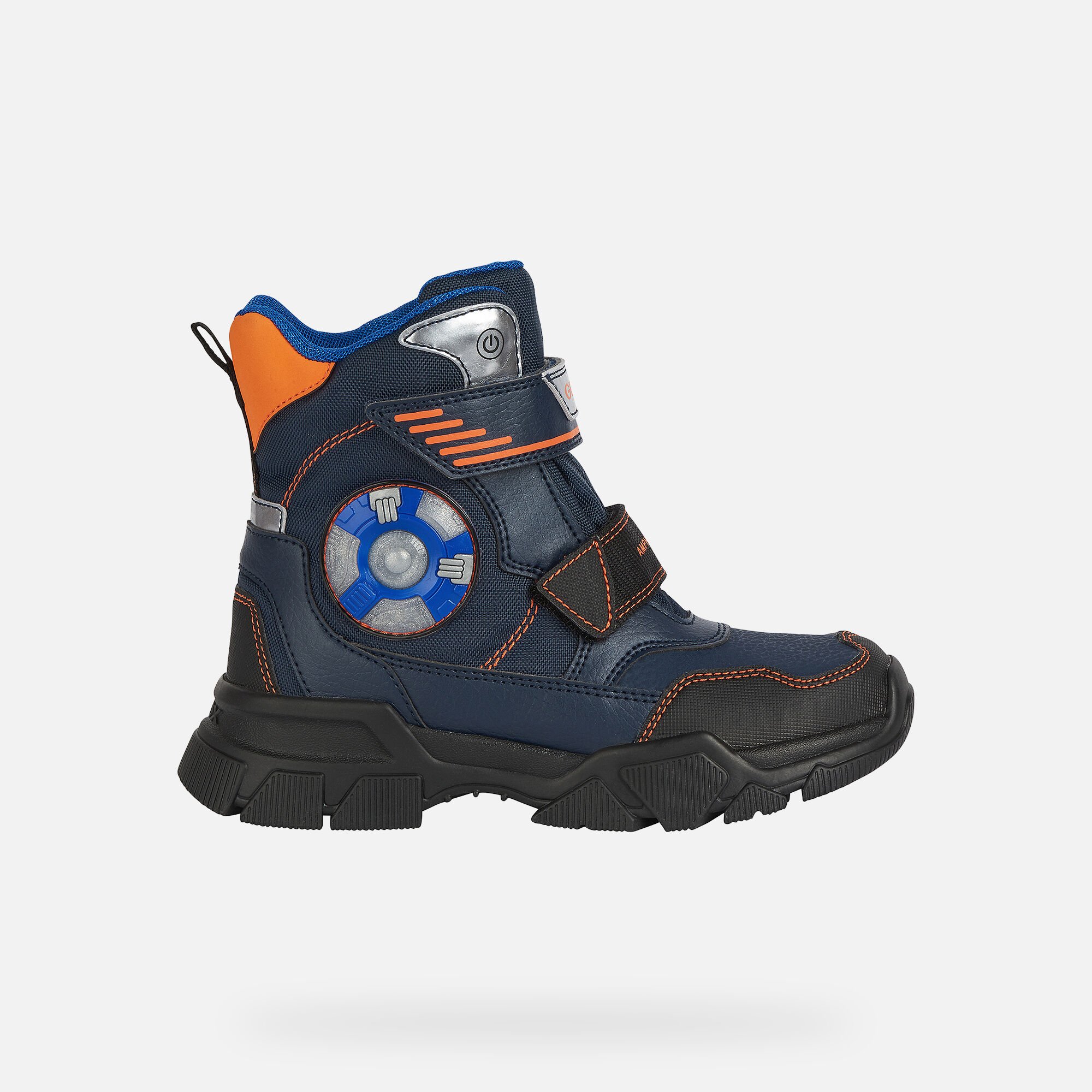 NEVEGAL ABX BOY - LIGHT-UP SHOES from