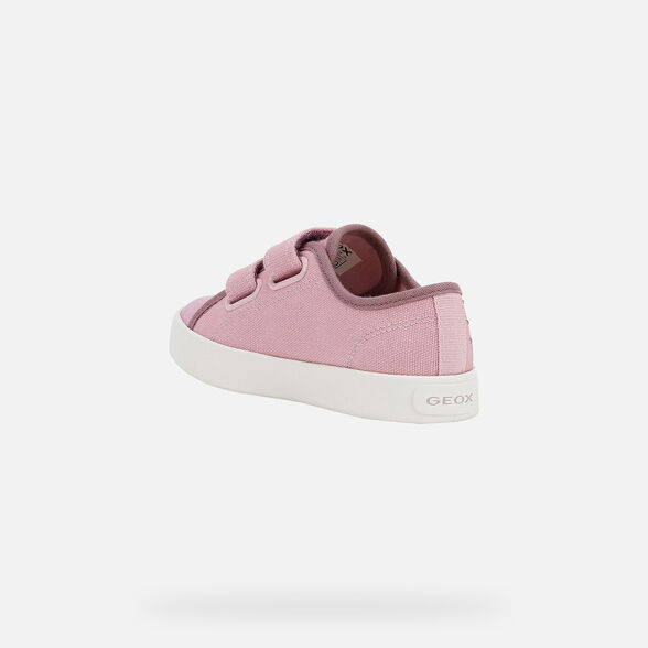 GIRL SNEAKERS GEOX CIAK GIRL - 4