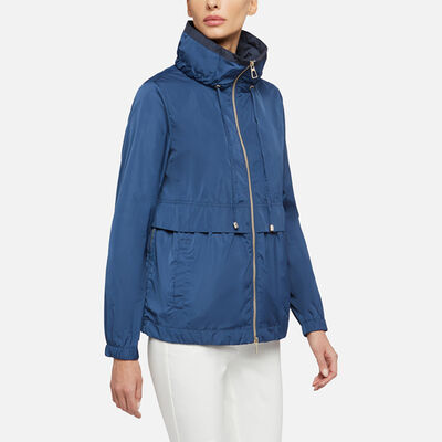 JACKETS WOMAN GEOX GENZIANA WOMAN