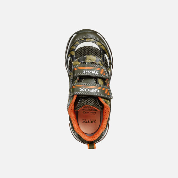 LIGHT-UP SHOES BOY JR ANDROID BOY - 6