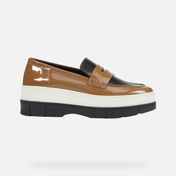 LOAFERS WOMAN ROOSE - 2