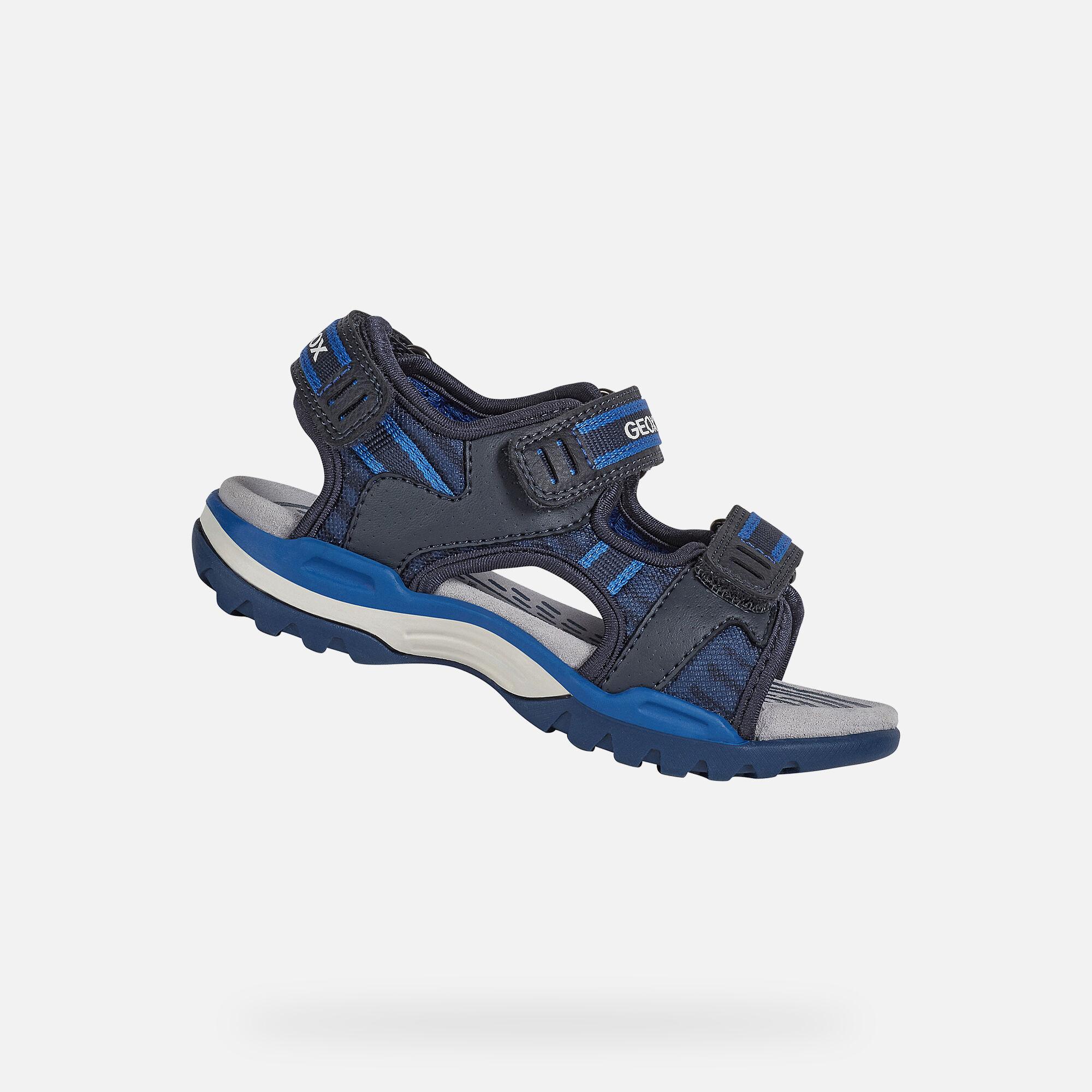 geox respira cheap loafers, geox Boy Sports shoes SANDAL