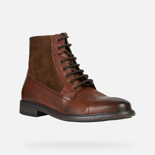 BOOTS MAN GEOX TERENCE MAN - 3