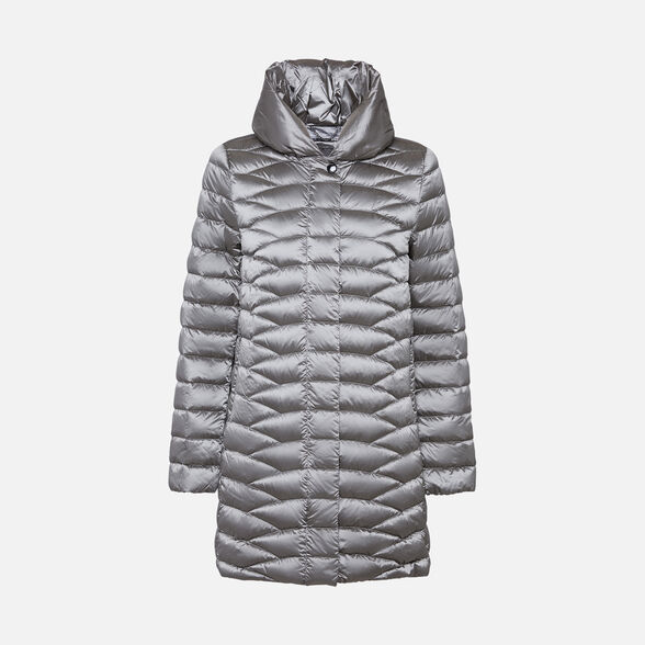 WOMAN DOWN JACKETS GEOX JAYSEN WOMAN - 1