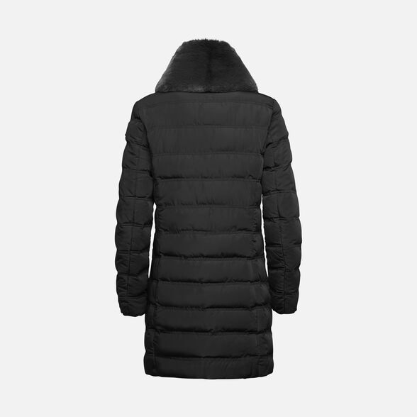 DOWN JACKETS WOMAN GEOX ELISKA WOMAN - 3